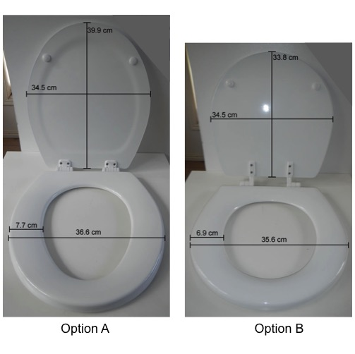 Sealand Vacuum Toilet Seat | Marine and RV Online