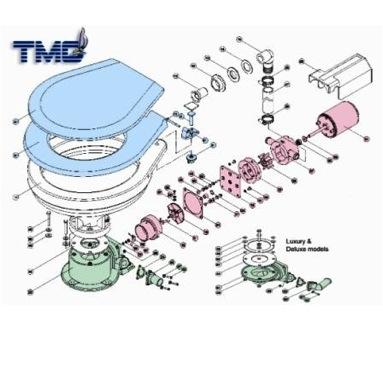 Spare Parts - TMC