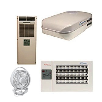 AC, Heating & Fans