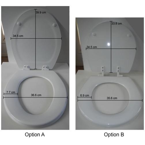 Super Sealand Vacuum Toilet Seat Short Links Chair Design For Home Short Linksinfo